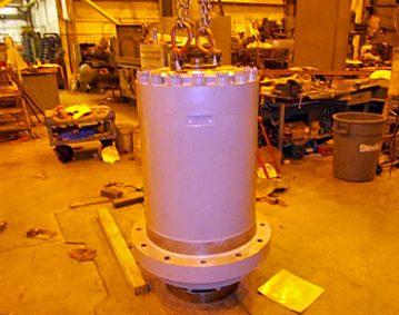 950 Ton Hydraulic Cylinder