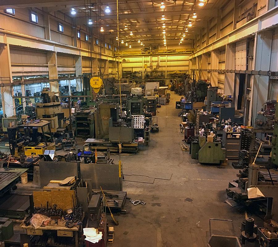 Kiefer Tool & Mold Inc.