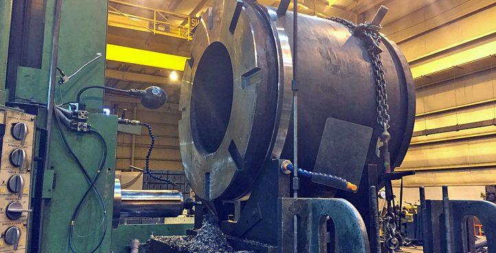Industrial Machine Repair