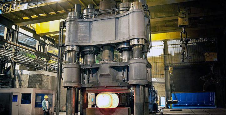 Hydraulic Press Repair